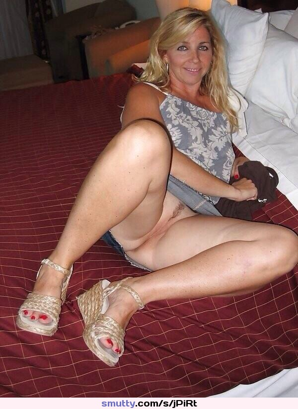 Assured, Cougar housewife stockings here casual
