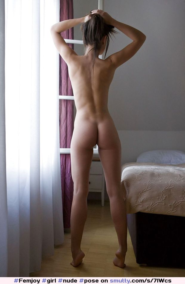 girl #nude #pose #body #sexy #perfectass #ass #backside #back # ...: http://m.smutty.com/s/7IWcs/