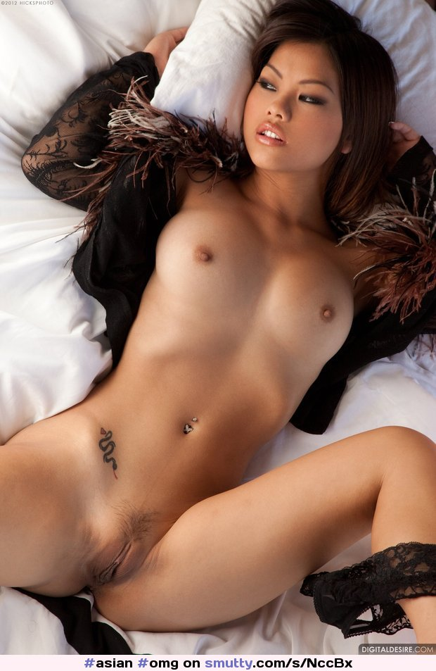 Sexy Asian Shaved Pussy