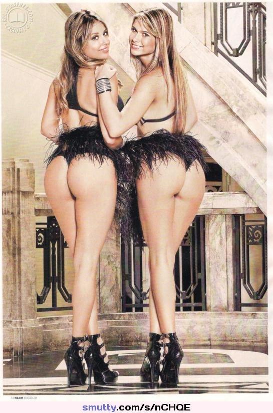 duas meninas putas bem metedeiras,loiras prostitutas - An image by: dentinho -