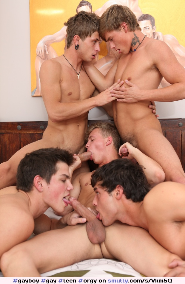 Hot Oral Orgy