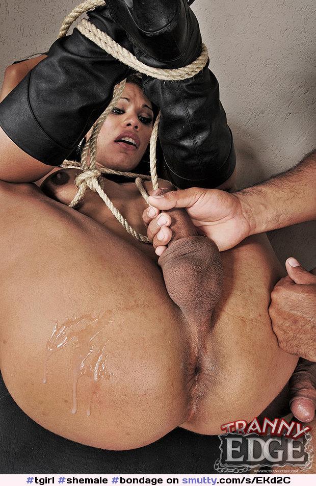 bondage clips Tranny movie