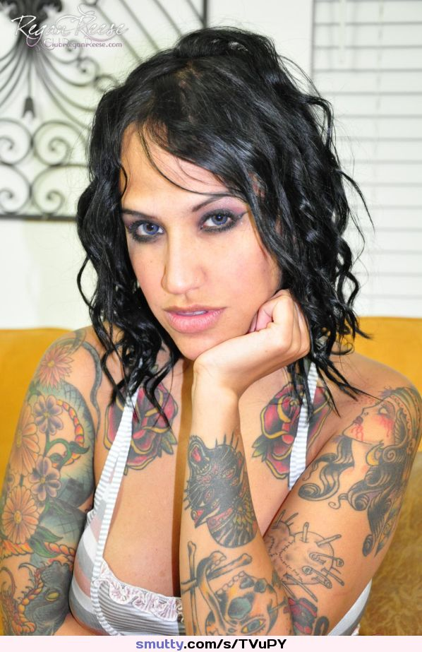 #ReganReese #pornstar #inked #tattooed #tattoos #inkedbitch #inkedslut #dirtyslut #hotbitch