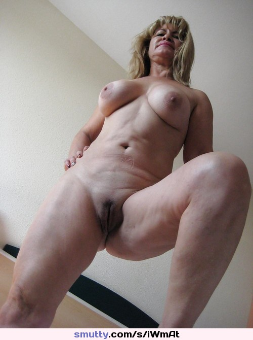 image Blonde hottie using dildo on her pussy