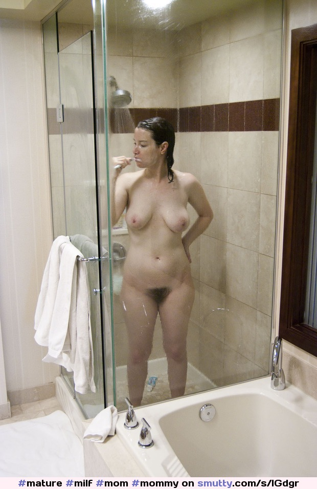 #mature#milf#mom#mommy#cougar#wife#hirsute#hairy#hairypussy#bush#natural#pussy#hot#sexy#beautiful#gorgeous#amateur#homemade#bathroom#shower