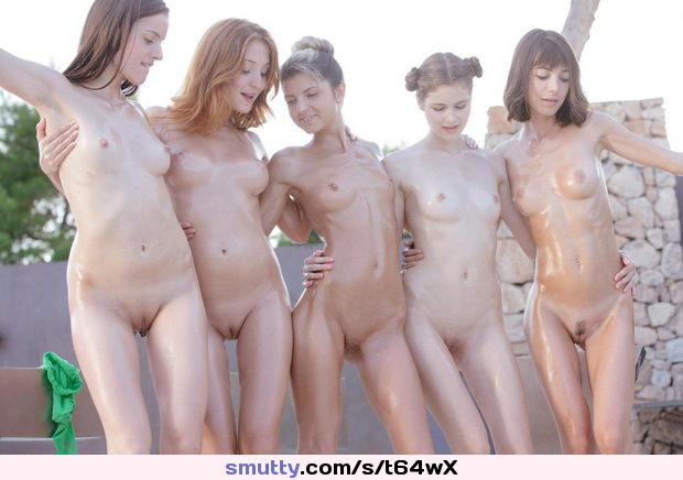 nude chicks fucked in public