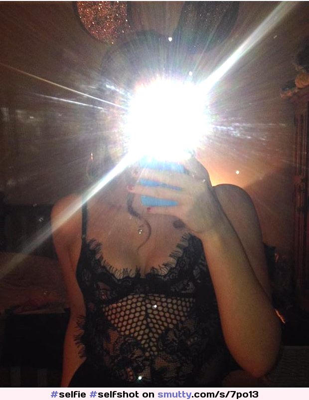 #selfie #selfshot #selfpic #lingerie #smalltits #littletits #showoff #slut