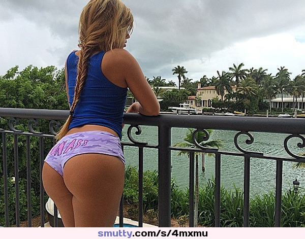 #AshleyMartelle #NN #Nonnude #NNTeen #Teen #Ass #Booty #NiceAss #Fit #Sexy #Tan #Panties #Bottomless #FromBehind #Braids #Blonde #Perfect