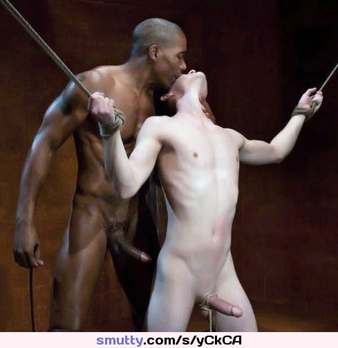 Gay Interracial Domination
