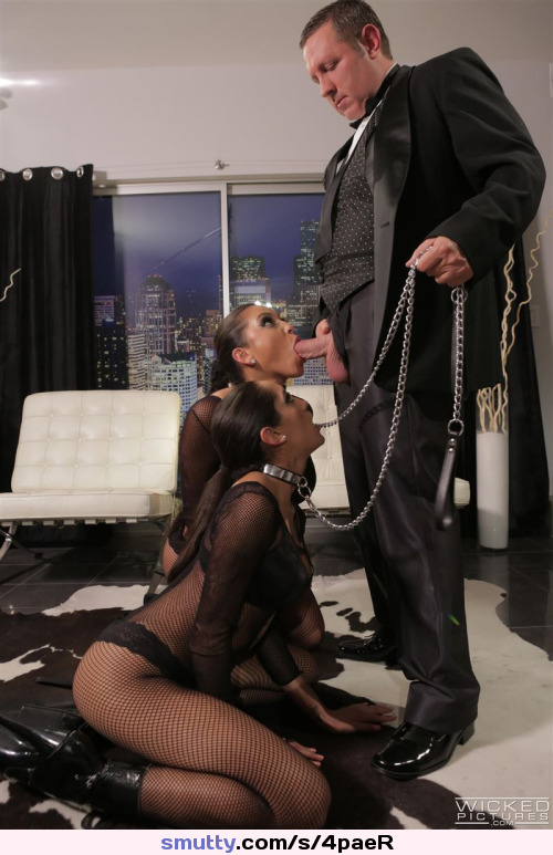 Woman kneeling picture slave bdsm