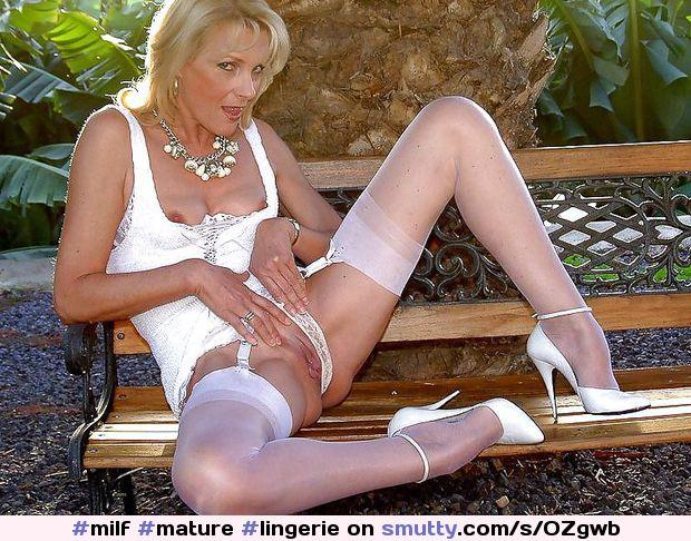My friends hot mom pantyhose