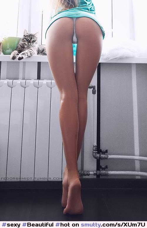 фото попки ножки