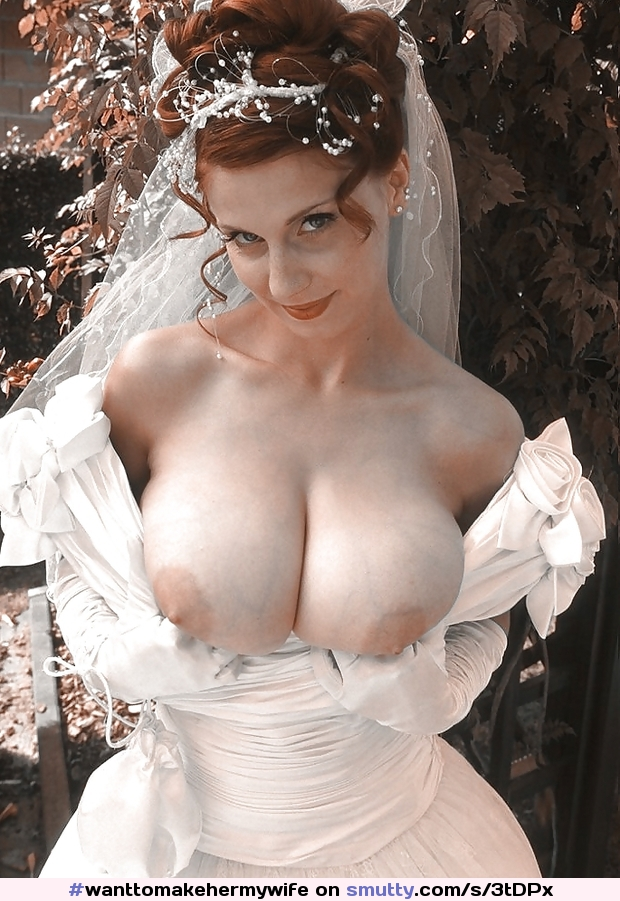 Nude wedding dress nipple slip talk this