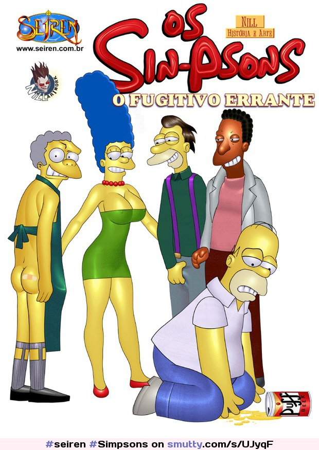 #seiren #Simpsons #MargeSimpson #cartoon #milf #slut
