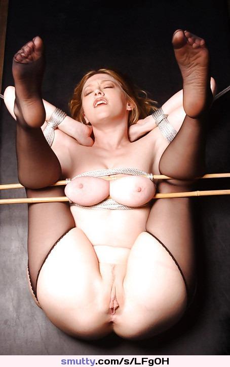 Koi rope bondage shave the FUCK