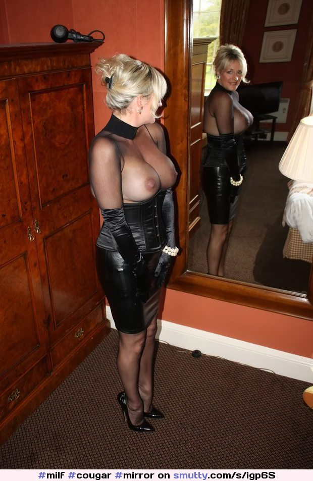 Could not Milf leather lingerie heels have