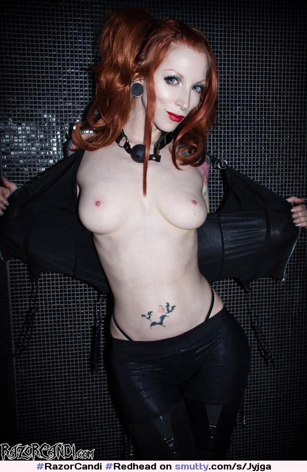 Leg redhead tits masturbat easy access