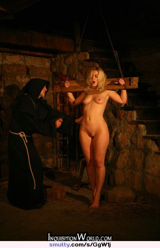 Nude women inquisition world