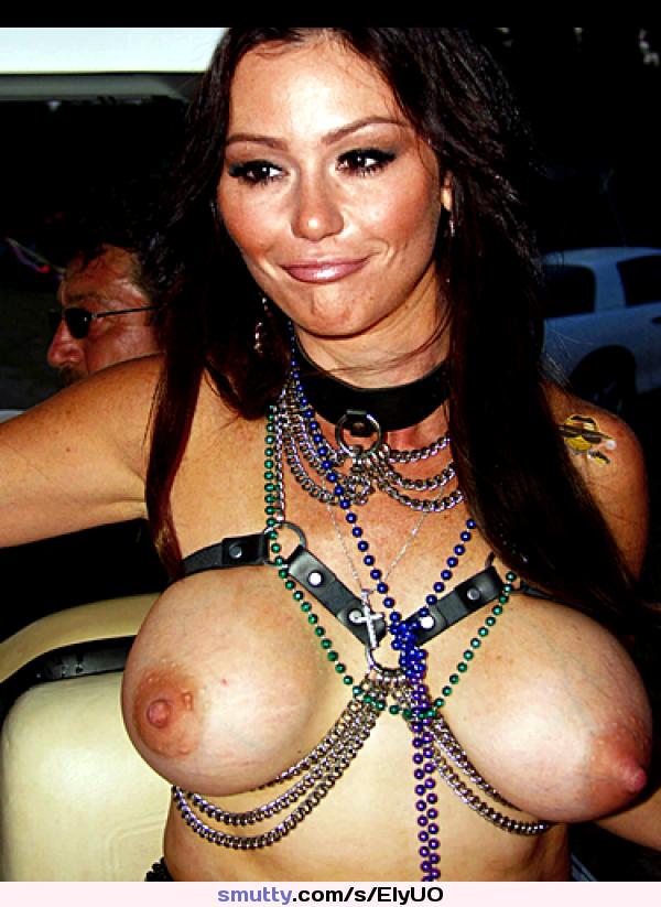 Celebrity Jwoww Boobs Naked HD