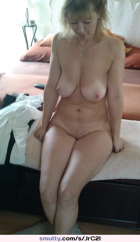Amateur Mature Blond Wife