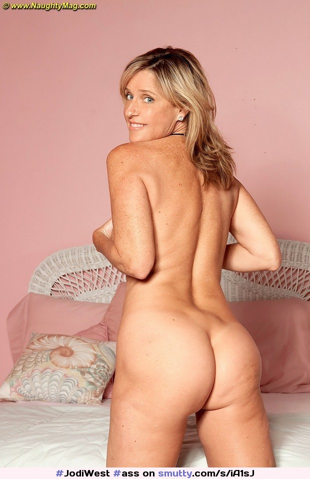 Jodi west ass