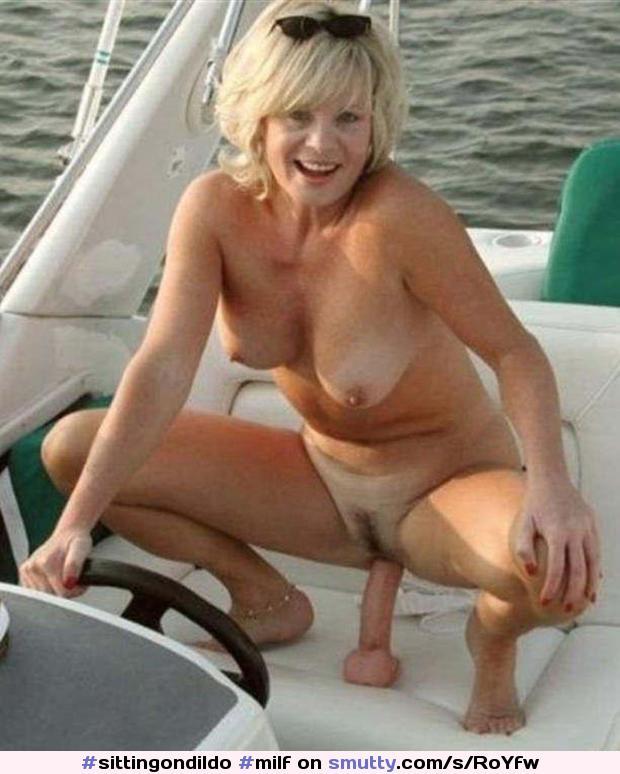 Dildo on boat