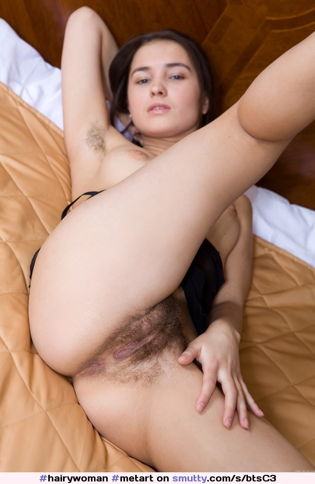 Russian Hairy Teen Cute 105