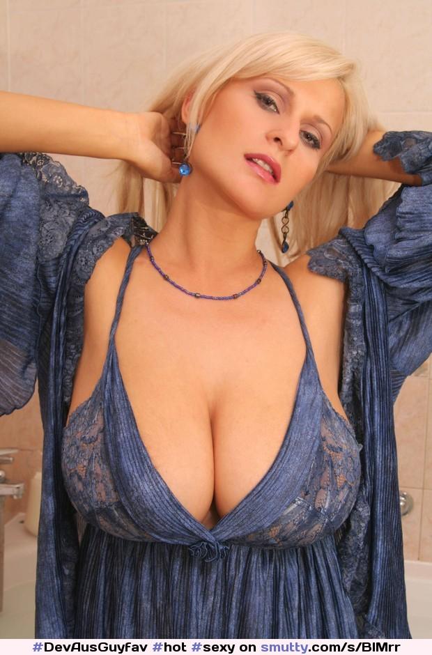 Clothed big tits