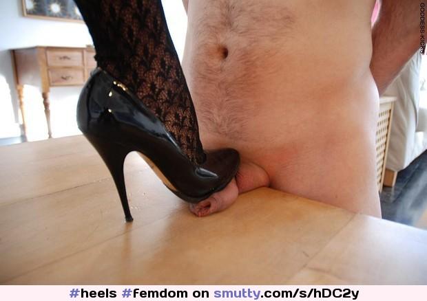 bosses femdom High heeled