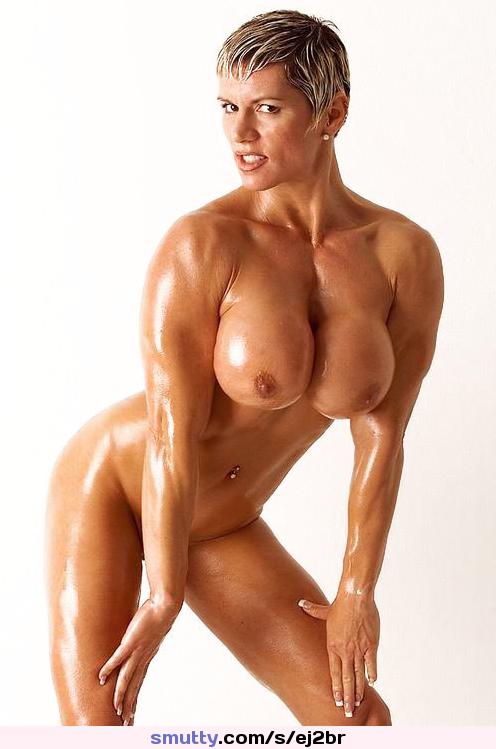 muscular big tits