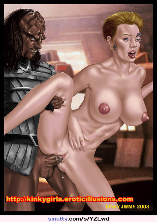 Can Star trek seven of nine porno new day