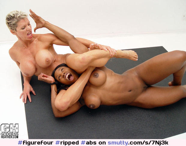 Annie rivieccio nude in the gym 6