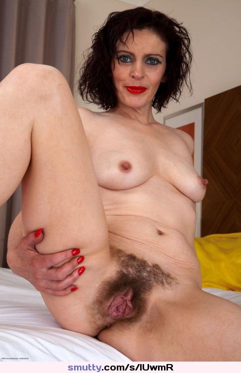 Desnudas naturales Madres peludas