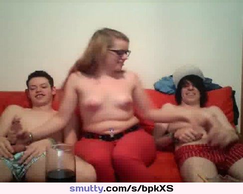 Webcam party