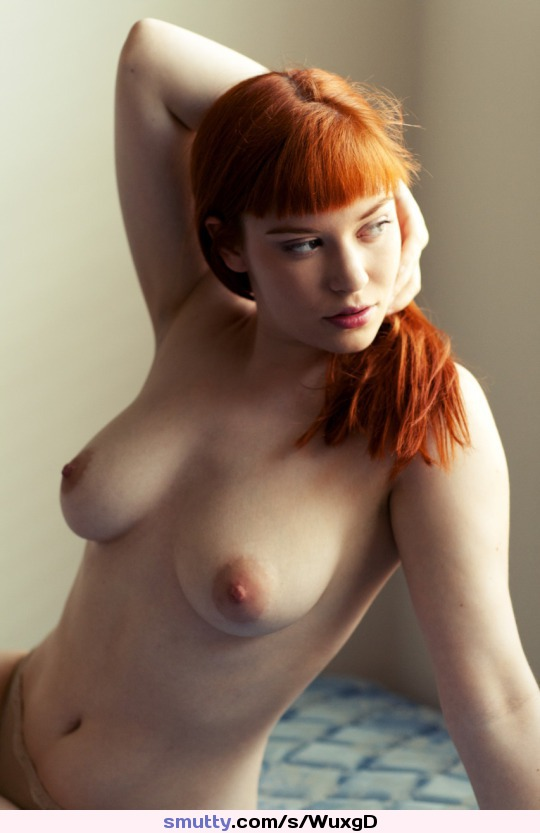 redhead perfect Busty
