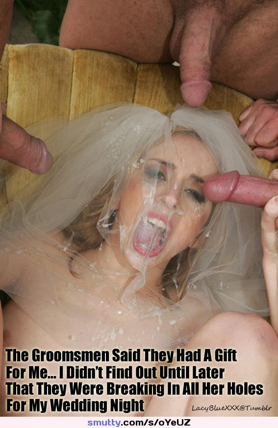 Slutty white wife impregnated by 2 blacks 4