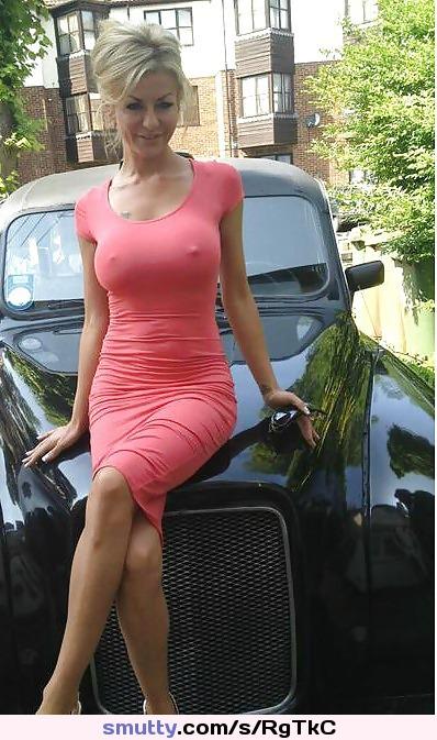 Fake taxi blonde likes older men in backseat of london cab 9