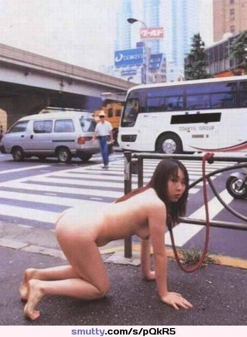 Celeb Japanese Naked In Public HD