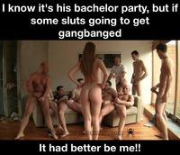 Situation bachelor party gangbang pics can not