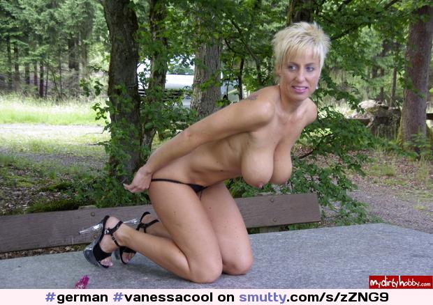 Blonde Milf Deutsch